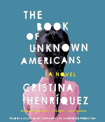 The Book of Unknown Americans: A novel Cover Image
