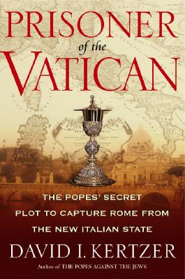 Prisoner of the Vatican Cover