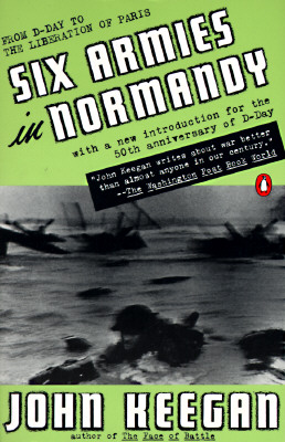 Six Armies in Normandy Cover