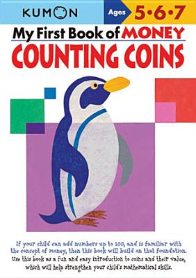 My Book of Money Counting Coins: Ages 5, 6, 7 Cover Image