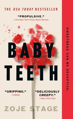 Baby Teeth: A Novel Cover Image