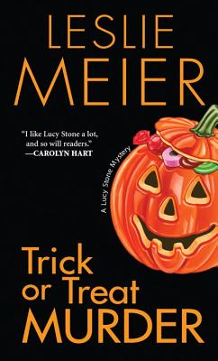 Trick Or Treat Murder (A Lucy Stone Mystery #3) Cover Image
