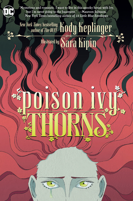 Poison Ivy: Thorns Cover Image
