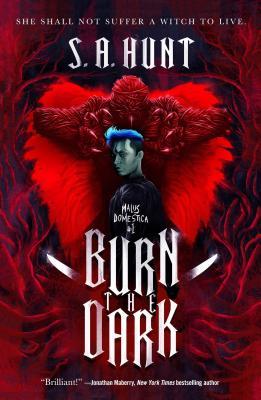 Burn the Dark: Malus Domestica #1 Cover Image