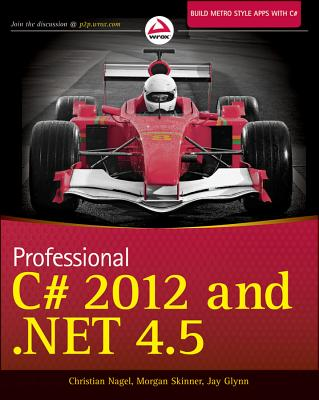 Professional C# 2012 and .NET 4.5 Cover Image