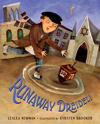Runaway Dreidel! Cover Image
