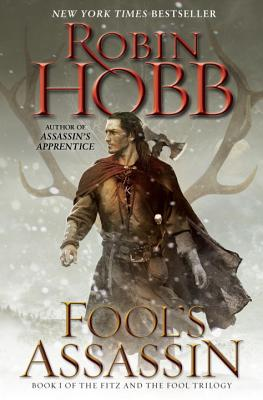 Cover for Fool's Assassin