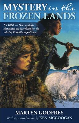 Mystery in the Frozen Lands Cover Image