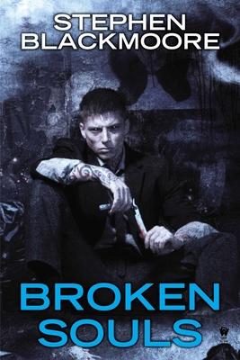 Broken Souls (Eric Carter #2) Cover Image