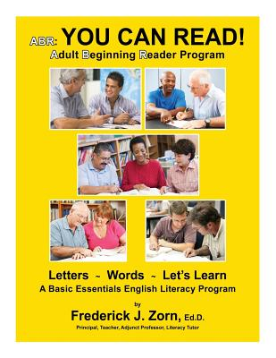 Abr: You Can Read! Adult Beginning Reader Program Cover Image