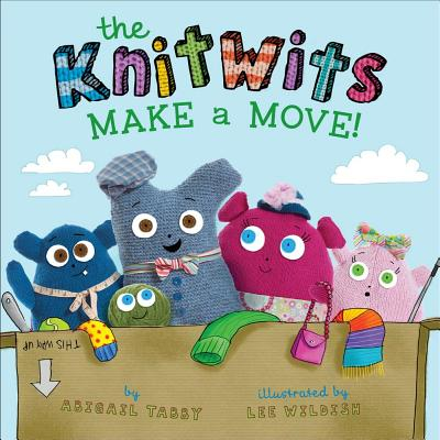 The Knitwits Make a Move! Cover