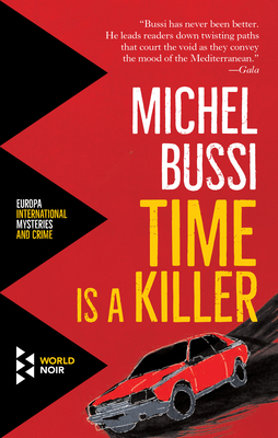 Time Is a Killer Cover Image