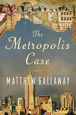 The Metropolis Case Cover