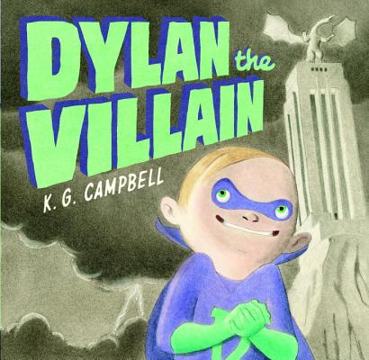 Dylan the Villain Cover Image