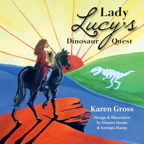 Lady Lucy's Dinosaur Quest Cover Image
