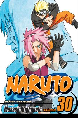 Naruto, Vol. 30 cover image