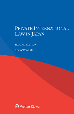 Private International Law in Japan Cover Image