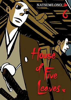 House of Five Leaves, Volume 6 Cover