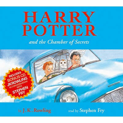 Harry Potter and the Chamber of Secrets: Children's Edition Cover Image