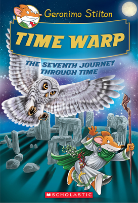 Time Warp (Geronimo Stilton Journey Through Time #7) Cover Image