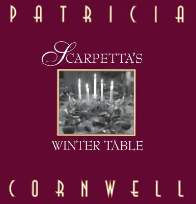 Scarpetta's Winter Table cover image