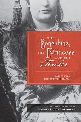 The Concubine, the Princess, and the Teacher Cover