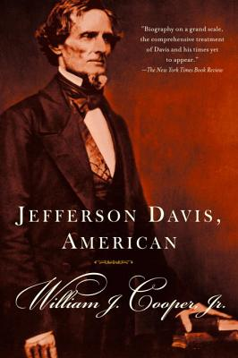 Jefferson Davis, American Cover Image