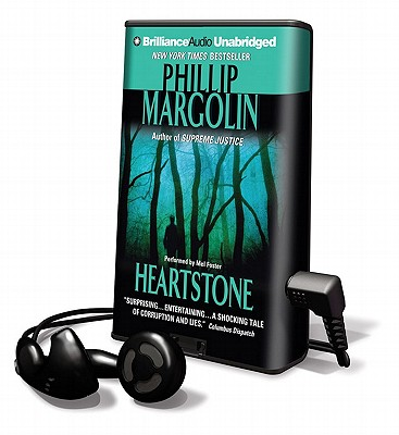Heartstone [With Earbuds] (Playaway Adult Fiction) Cover Image
