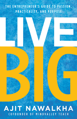 Live Big cover image