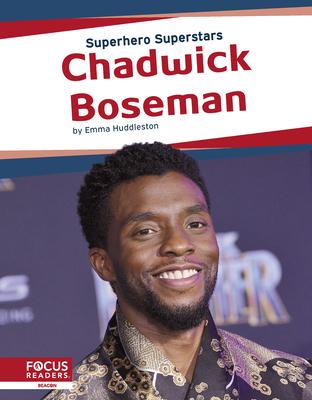 Chadwick Boseman Cover Image