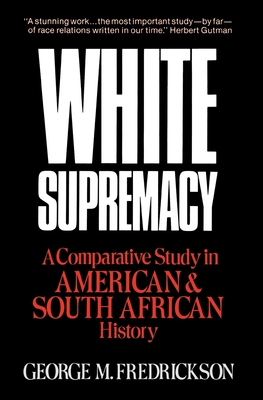 White Supremacy Cover