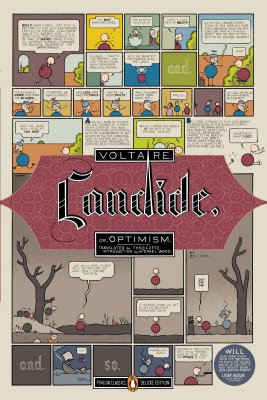 Candide: Or Optimism (Penguin Classics Deluxe Edition) Cover Image
