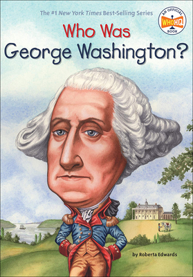 Who Was George Washington? (Who Was...?) Cover Image