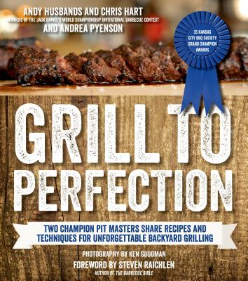 Grill to Perfection Cover