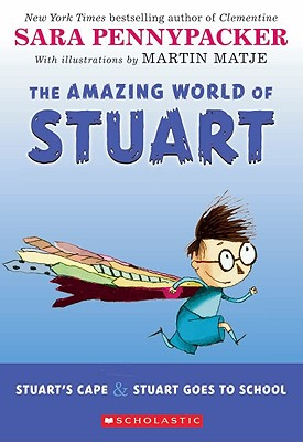 The Amazing World Of Stuart Cover