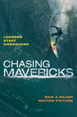 Chasing Mavericks: The Movie Novelization Cover Image