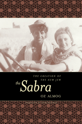 Cover for The Sabra