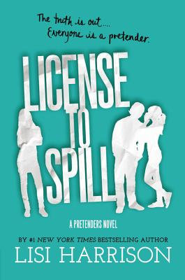 License to Spill (Pretenders #2) Cover Image