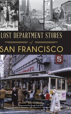 Lost Department Stores of San Francisco Cover Image