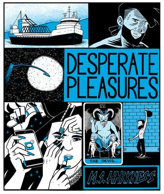 Cover for Desperate Pleasures