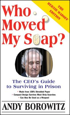 Who Moved My Soap? Cover