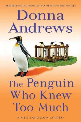 The Penguin Who Knew Too Much Cover