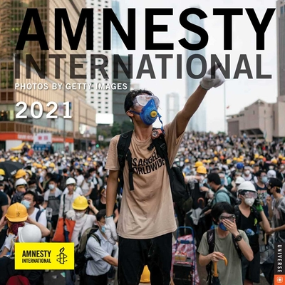 Amnesty International 2021 Wall Calendar Cover Image