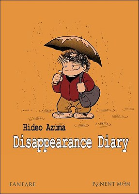 Disappearance Diary Cover