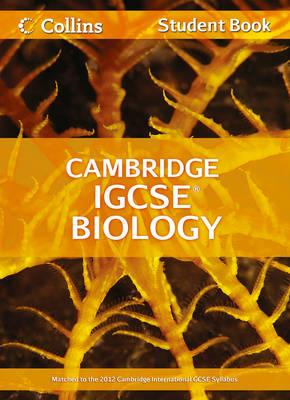 Biology Student Book: Cambridge Igcse Cover Image