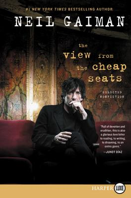 The View from the Cheap Seats: Selected Nonfiction Cover Image