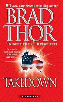 Takedown: A Thriller Cover Image