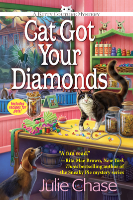 Cat Got Your Diamonds Cover