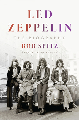Led Zeppelin: The Biography Cover Image