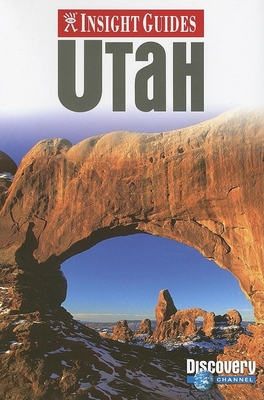 Insight Guides Utah Cover Image